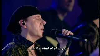 """""""Wind Of Change"""" With Lyrics - Performed By: Scorpions"""