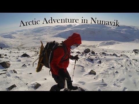 Adventure in Nunavik's Parc national Kuururjuaq