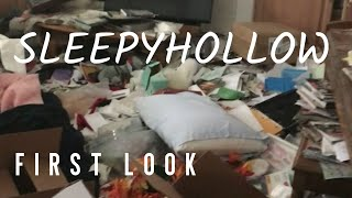 Sleepyhollow, First Look