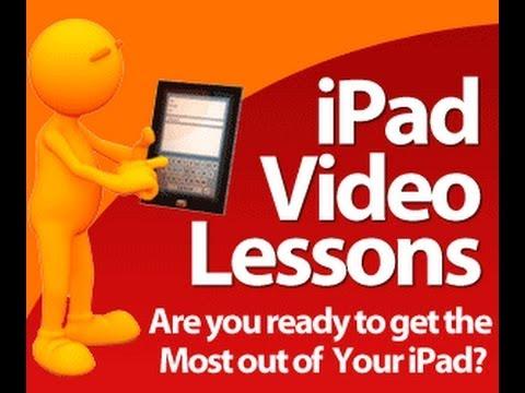 Ipad User Guide Ipad Manual