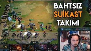 TS : Suikastçı Ekibi VS Talih 🔪 Taktik Savaşları Comeback Çırpınışları