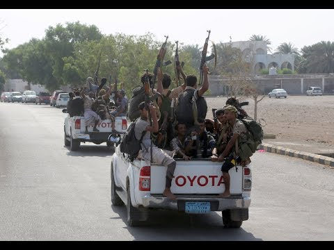 Yemen's Shia rebels hand over control of main port in Red Sea city