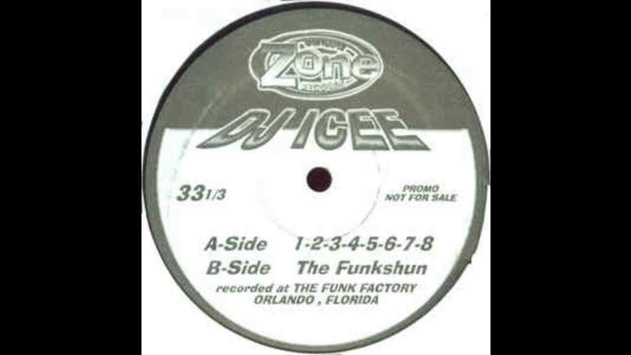 DJ Icee - 1-2-3-4-5-6-7-8