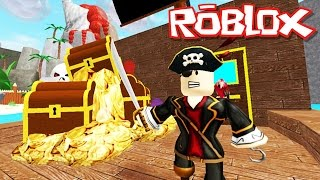 Roblox Adventures / Escape Treasure Island Obby / Escaping the Evil Temple!