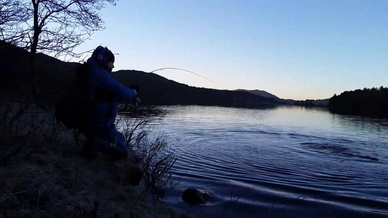 рыбалка в норвегии на лосося