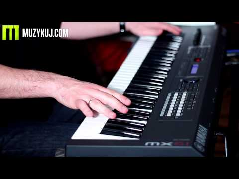 Yamaha MX 61  Keyboard