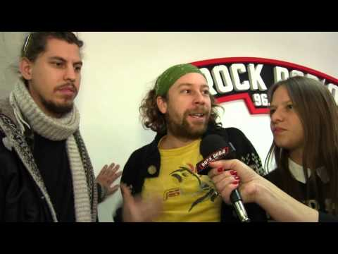 ROCK RADIO, Band My Baby - INTERVIEW