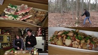 How-To Cut Down Trees, Cashew Chicken & Christmas Cookies (Episode #384)
