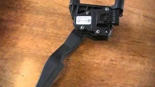 Педаль газа Электронная GM 9 157 998(, 2015-03-18T19:35:03.000Z)