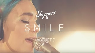 Watch Sheppard Smile video