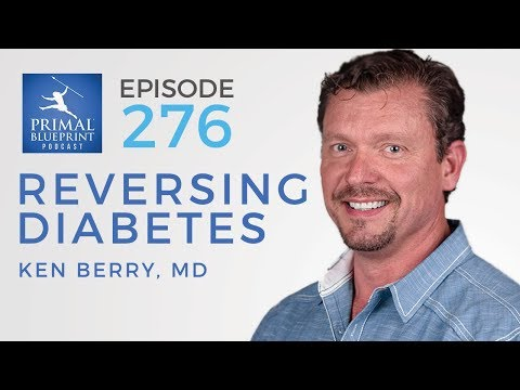 How to Prevent, Treat and Reverse Type 2 Diabetes | Ken Berry MD