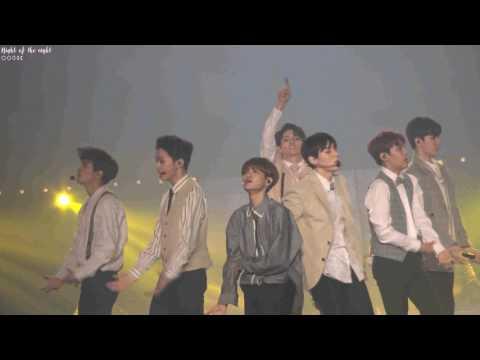 170702 PRODUCE 101 Final Concert [ Never ] -옹성우 4K Full ver-
