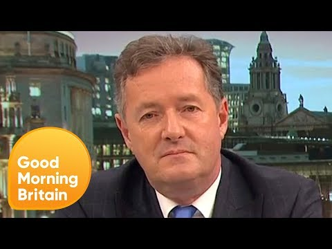Piers Morgan Reacts to Arsenal's Defeat to Brighton | Good Morning Britain
