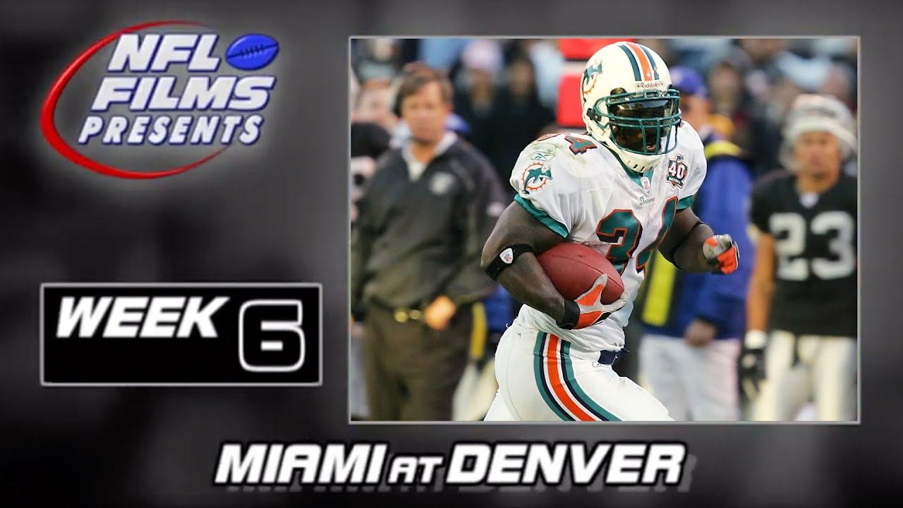 Crazy Ending to Dolphins vs. Broncos | NFL Films Presents
