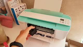 HP DeskJet Ink Advantage 3785 обзор + распаковка
