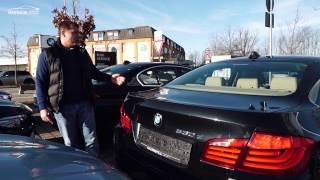 BMW 530d F10 2012год 29000евро 105000км
