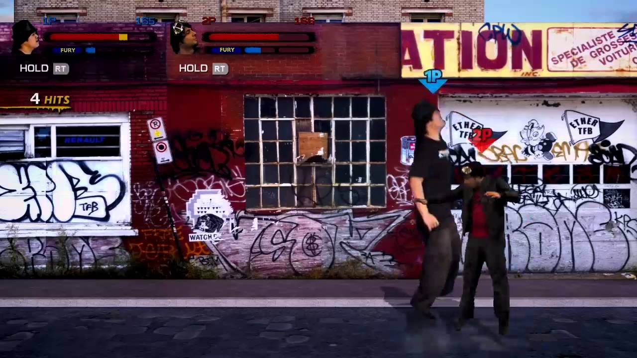 Download Streets of Fury VERSUS MATCH jack cheng 2