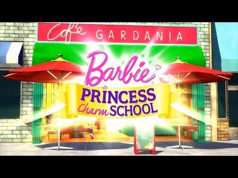 Barbie: Princess Charm School - Opening