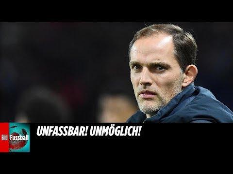 'Bei Bayern passiert das nicht!' |Tuchel stinksauer nach Pokal-Aus mit PSG