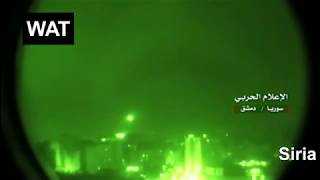 War Against Terrorism   Parte 1  Defensa aérea en Siria abaten misiles israelí   Facebook