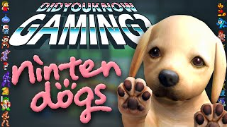 Nintendogs - Did You Know Gaming? Feat. Sunder