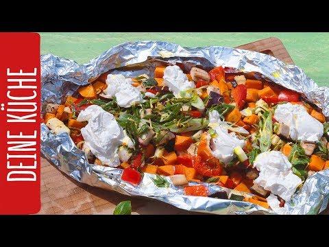 geschmorte-süßkartoffel-mit-gemüse-und-schmand-#grillrezepte- -rewe-deine-küche