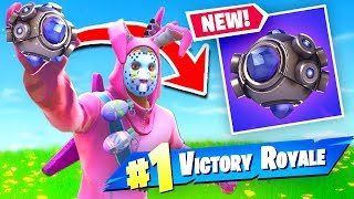 *NEW* SHOCKWAVE GRENADE Gameplay In Fortnite Battle Royale!