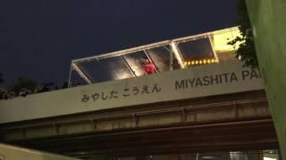 宮下公園ゲリラライブ suchmos 新曲「MINT」 YONCE ヨンス TAIKING タイ...