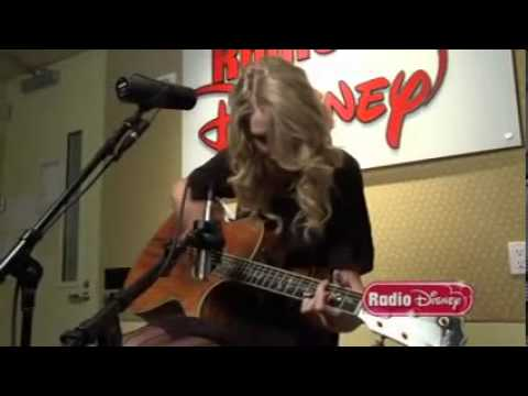 9  Taylor Swift   You're Not Sorry Exclusive Radio Disney Rewind   YouTube xvid