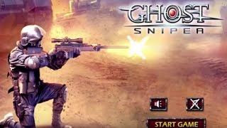 Ghost Sniper Full Gameplay Walkthrough