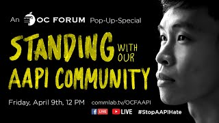 Standing With Our AAPI Community