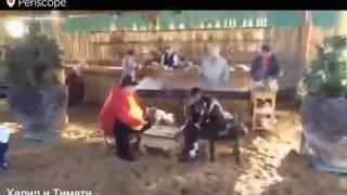Съёмки Клипа Тимати Мага. 27.04.2016/Periscope.