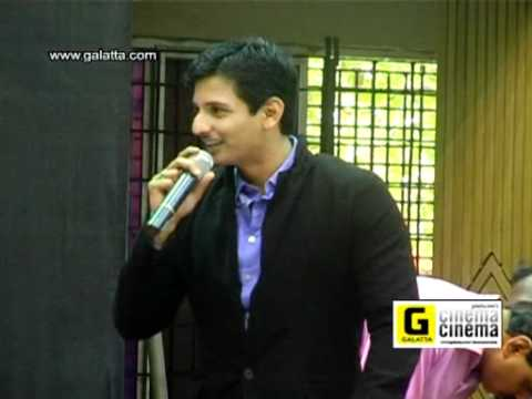 Jiiva speaks about Mugamoodi