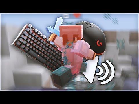 Mouse & Keyboard Sounds (Ranked Skywars) [v4?]