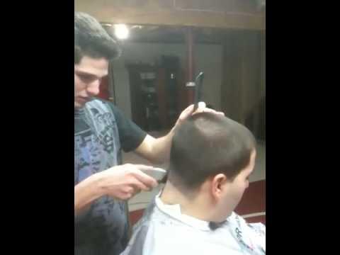 basement barber youtube
