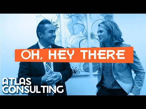 Oh, Hey There!  We're Atlas Consulting Group Part 1