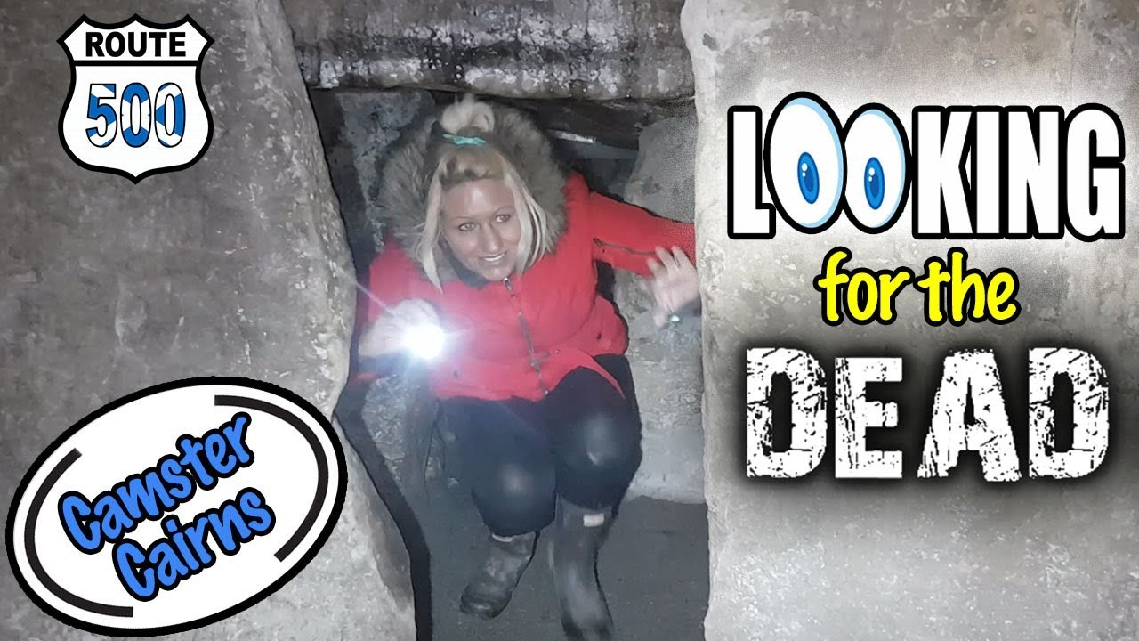 Exploring A 2000 Year Old Burial Chamber