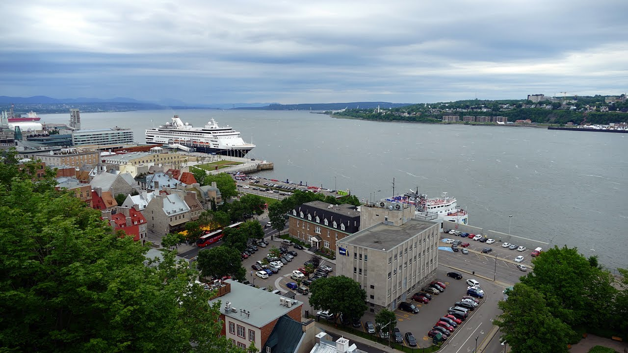 New England & Saint Lawrence Seaway Cruise