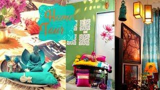Home Tour Anushikha & Vikram | Indian Home Tour