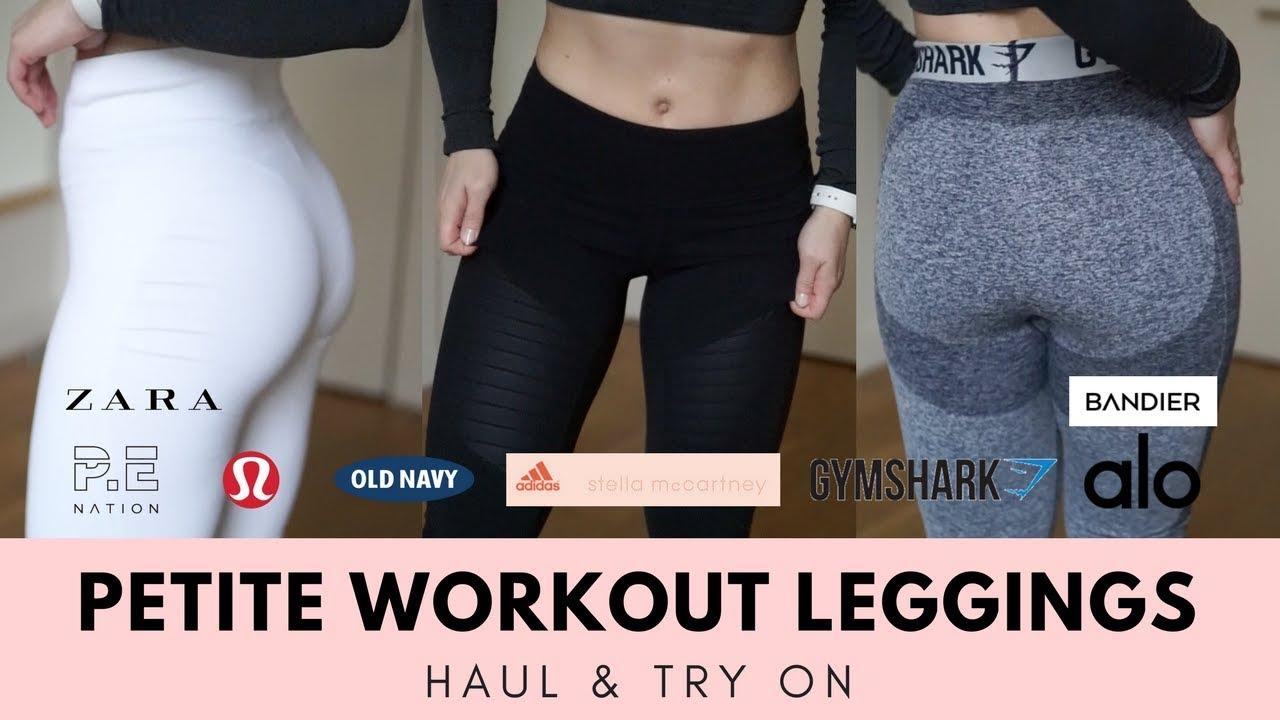 cab62e5ef MASSIVE Workout Leggings Haul   Try On