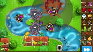 Bloons Monkey City - Fighting The Curren...