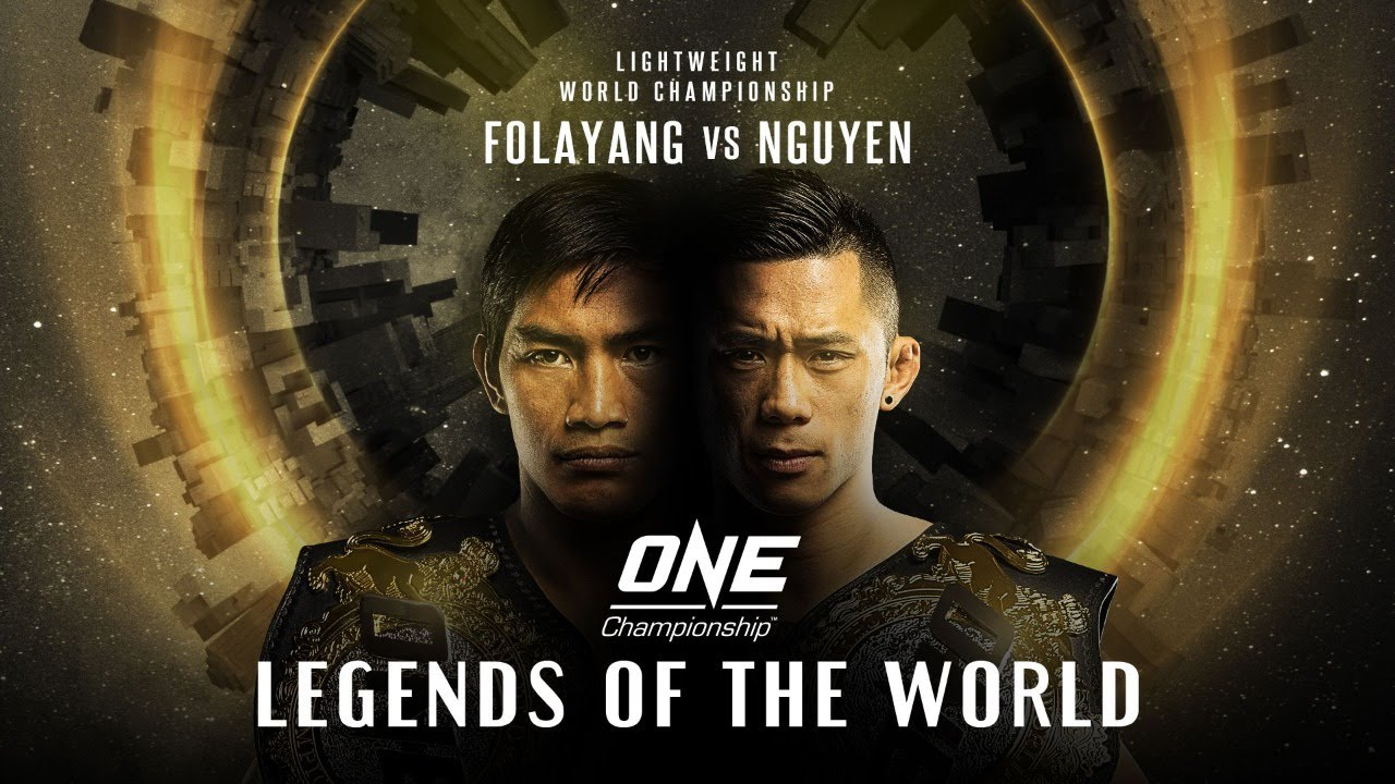 ONE Championship: LEGENDS OF THE WORLD | ONE@Home Event Replay
