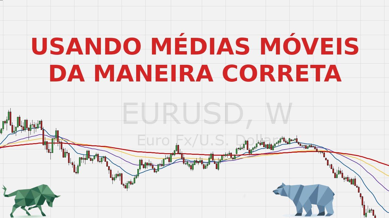 Medias moveis forex