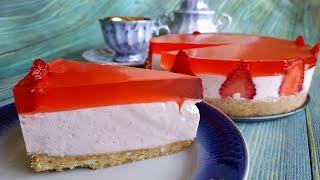 4 Торта БЕЗ ВЫПЕЧКИ! Легкие рецепты тортов без выпечки. Смотри и выбери свой РЕЦЕПТ!