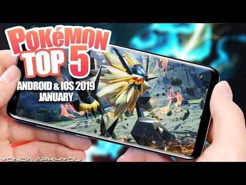 pokemon games download for ios