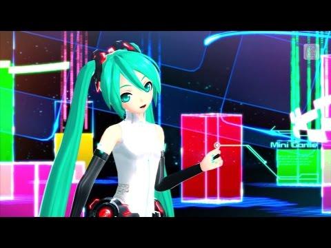 "Hatsune Miku: Project DIVA F 2nd - [PV] ""Melt"" (English Subs/Sub. Español)"