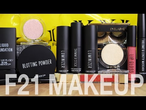 FOREVER 21 MAKEUP DISASTER   First Impressions