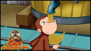Coco der Neugierige Affe 🐵 Jeder Apfel ist Wichtig 🐵 Ganze Folgen 🐵 Cartoons für Kinder🐵 Staffel 3