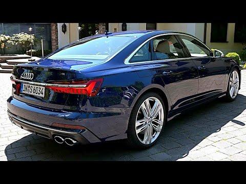 2020 Audi S6 Sedan TDI Limousine – HOT SEDAN, Luxury Sports Car