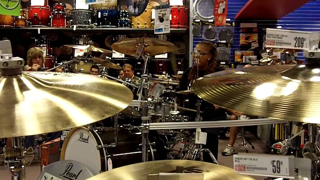 shannon browne guitar center drum off competition glen burnie youtube. Black Bedroom Furniture Sets. Home Design Ideas